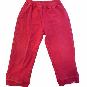 ✨3 for $30✨Roots 3T Boys Red Jogging Pants